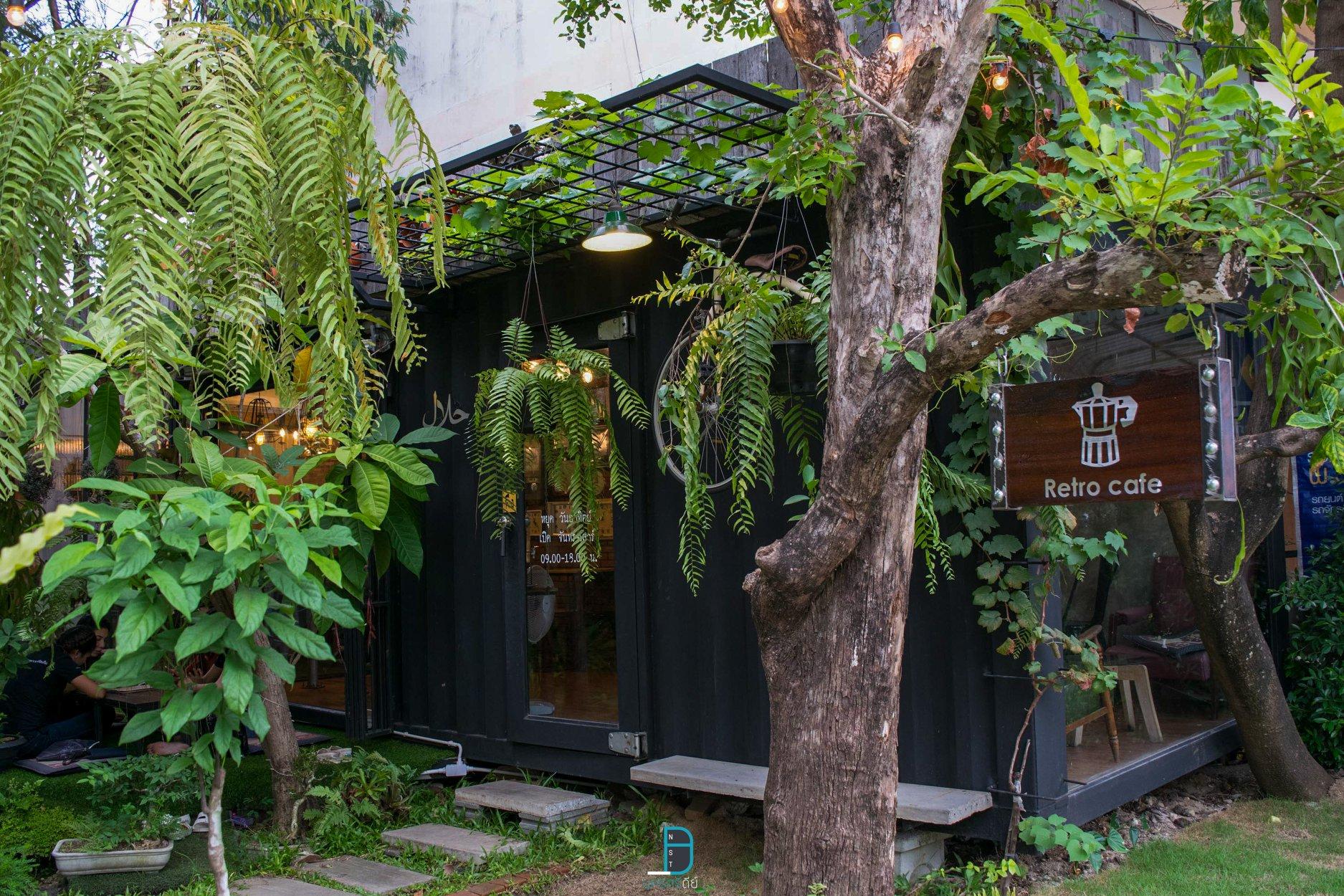 ต่อกันที่-คาเฟ่ลึกลับกลางป่าในเมือง-Retro-Cafe-ขอบอกว่าบรรยากาศนี่สุดๆจริงๆครับ-พร้อมทั้งอาหารเครื่องดื่มอร่อยอีกนะเออ ที่กิน,ที่เที่ยว,นครศรีธรรมราช,เมืองคอน,2018,BunprasopGardenHotel,นครศรี,อำเภอเมือง
