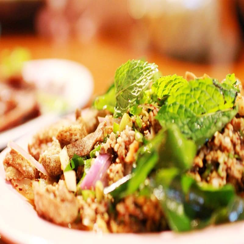 ลาบเป็ดอุดร ร้านนี้ขอบอกเลยสุดๆเรื่องอาหารอีสาน-แอดกินมาตั้งแต่เด็ก-ลาบเป็ดของเค้านี่เด็ดมากไม่แพ้ที่ไหนเลยล่ะครับ- ของกิน,นครศรีธรรมราช,หาไรกิน,ของอร่อย,อาหารเด็ด,ร้านเด็ด,ร้านอาหาร,กินอะไรดี