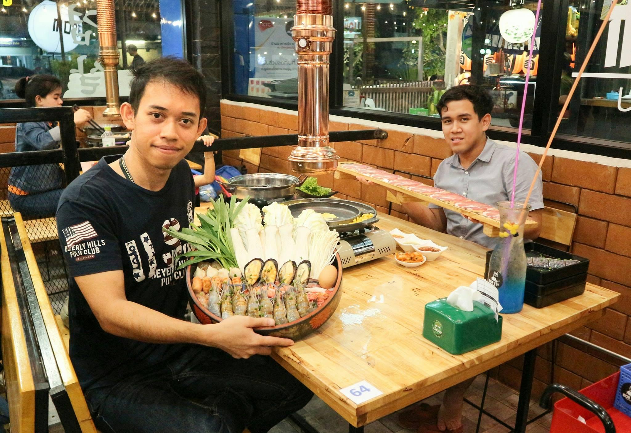 3.-Morfin-Shabu---Grill-ในเมืองหลังแมคโดนัล ร้านนี้เรียกได้ว่าครบทุกอย่างจะปิ้งย่างชาบูอาหารญี่ปุ่นของหวานเครื่องดื่ม-มีครบหมดห้องแอร์นั่งสบายๆ-ได้ทั้งเตาปิ้งย่างชาบูในราคาแค่-199-บาททั้งนั้นบุฟเฟ่ต์ไม่จำกัดเวลา-วันไหนแอดหิวๆอยากจัดบุฟเฟ่ต์ก็มาที่นี่แหละครับประหยัดดี-55- ของกิน,นครศรีธรรมราช,หาไรกิน,ของอร่อย,อาหารเด็ด,ร้านเด็ด,ร้านอาหาร,กินอะไรดี
