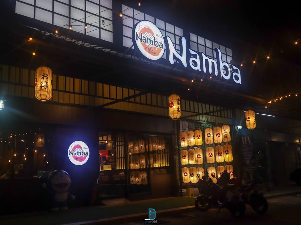 8.-ร้าน-Namba-ร้านนี้มีครบแสงสีสวยมากกกกก-ครบทั้งชาบู-ปิ้งย่าง-อาหารญี่ปุ่นเลยครับ-  แหล่งท่องเที่ยว,นครศรี,จุดเช็คอิน,จุดถ่ายรูป,คาเฟ่,ของกิน,จุดกิน