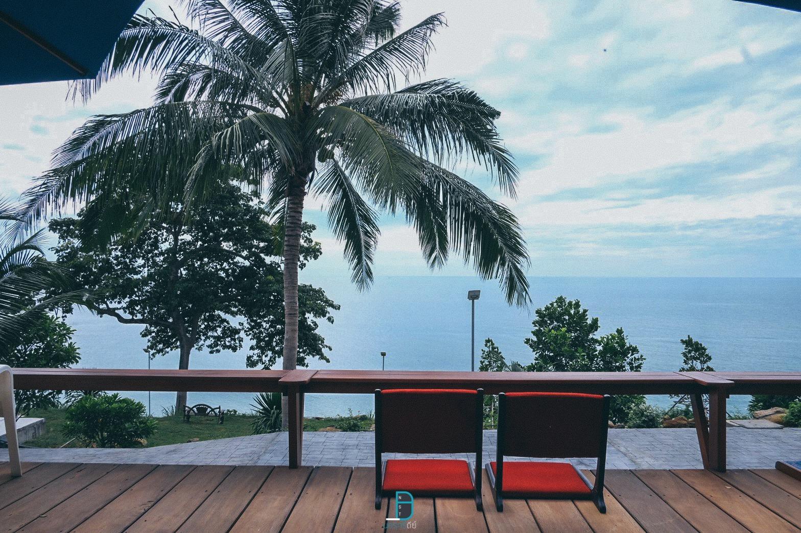 จุด-Seaview-บรรยากาศภายนอกโรงแรม  ที่พัก,สิชล,เขาพลายดำ,นครศรี,วิวทะเล,มินิมอล,ยุโรป,วิวหลักล้าน