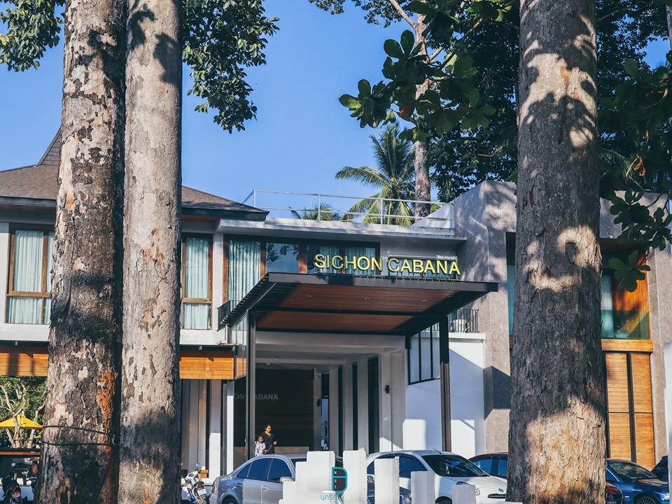 มาต่อกันที่-Day-2-เราขับมากันที่-Sichon-Cabana---Blue-Surf-Caf?-ที่พักริมทะเลสุดเก๋-และคาเฟ่สวยๆชิคๆ-ภายในมีการตกแต่งสวยงามสไตล์-Modern-ด้วยวัสดุสวยๆเรียบๆ-เข้าไปกันเลยย  สิชล,เที่ยวไหนดี,สถานที่ท่องเที่ยว,ของกิน,จุดเช็คอิน,ห้องพัก,โรงแรม,รีสอร์ท