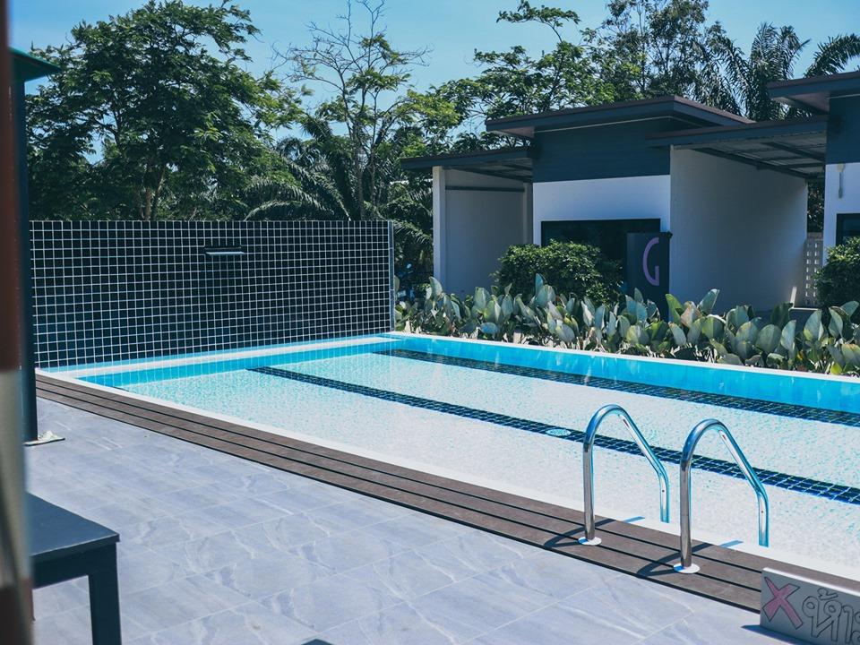 สระว่ายน้ำสวยๆชิคๆ  ท่าศาลา,เที่ยวไหนดี,ของกิน,เที่ยว,จุดเช็คอิน,ร้านซีฟู๊ด