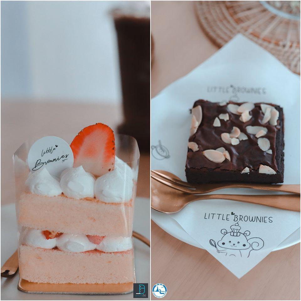 น้ำจิ้มกันก่อน-เค้กน่ารักๆ-จากร้าน-Little-Brownies คาเฟ่,สตูล,เด็ด,จุดเช็คอิน,อร่อย,ร้านอาหาร,จุดถ่ายรูป,สถานที่ท่องเที่ยว