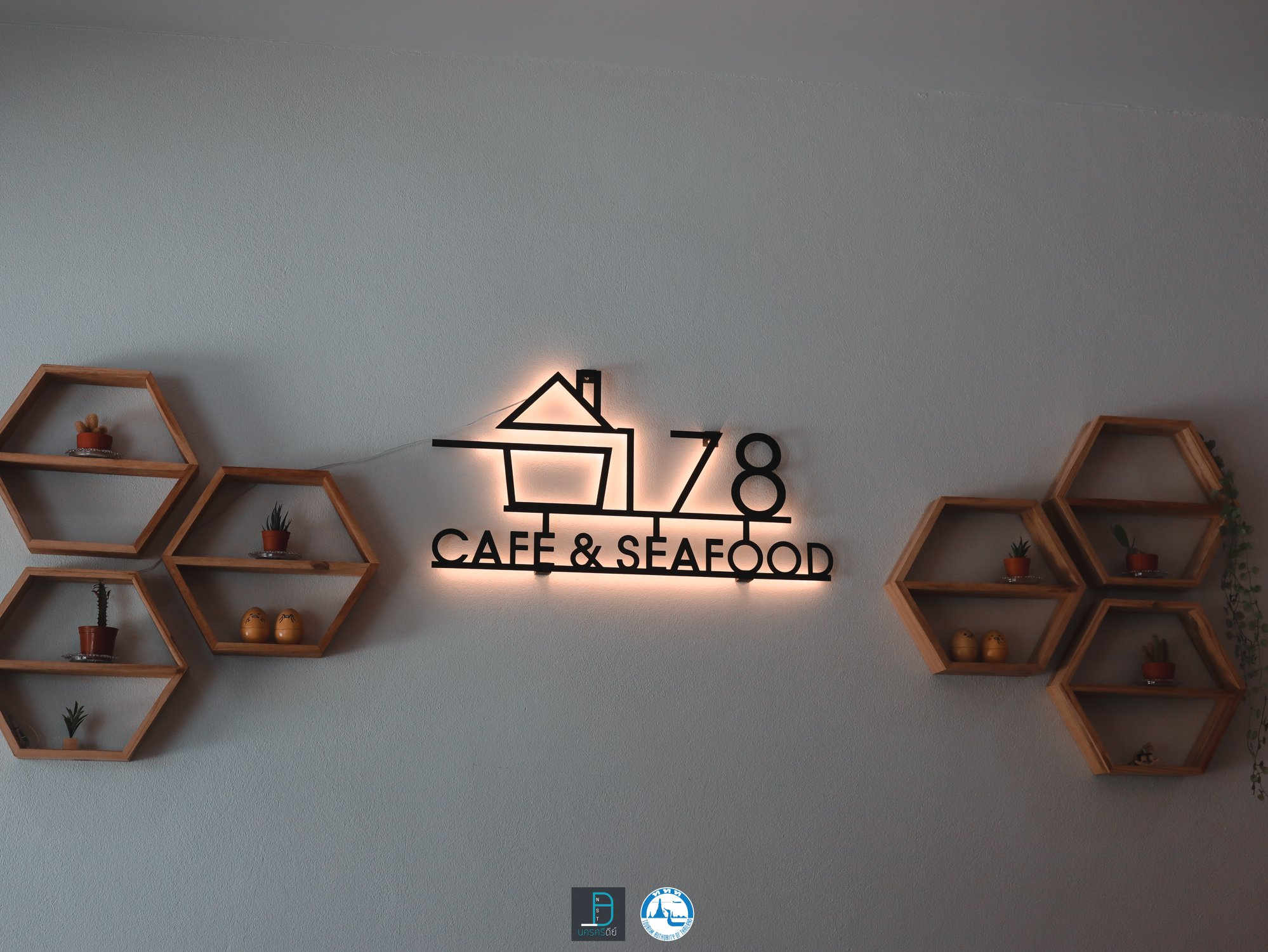 2.-178-Cafe-Seafood จัดไปสำหรับจุดนี้เป็นคาเฟ่-กับร้านอาหารสไตล์ซีฟู๊ด-ขอบอกว่าเด็ดดดด คาเฟ่,สตูล,เด็ด,จุดเช็คอิน,อร่อย,ร้านอาหาร,จุดถ่ายรูป,สถานที่ท่องเที่ยว