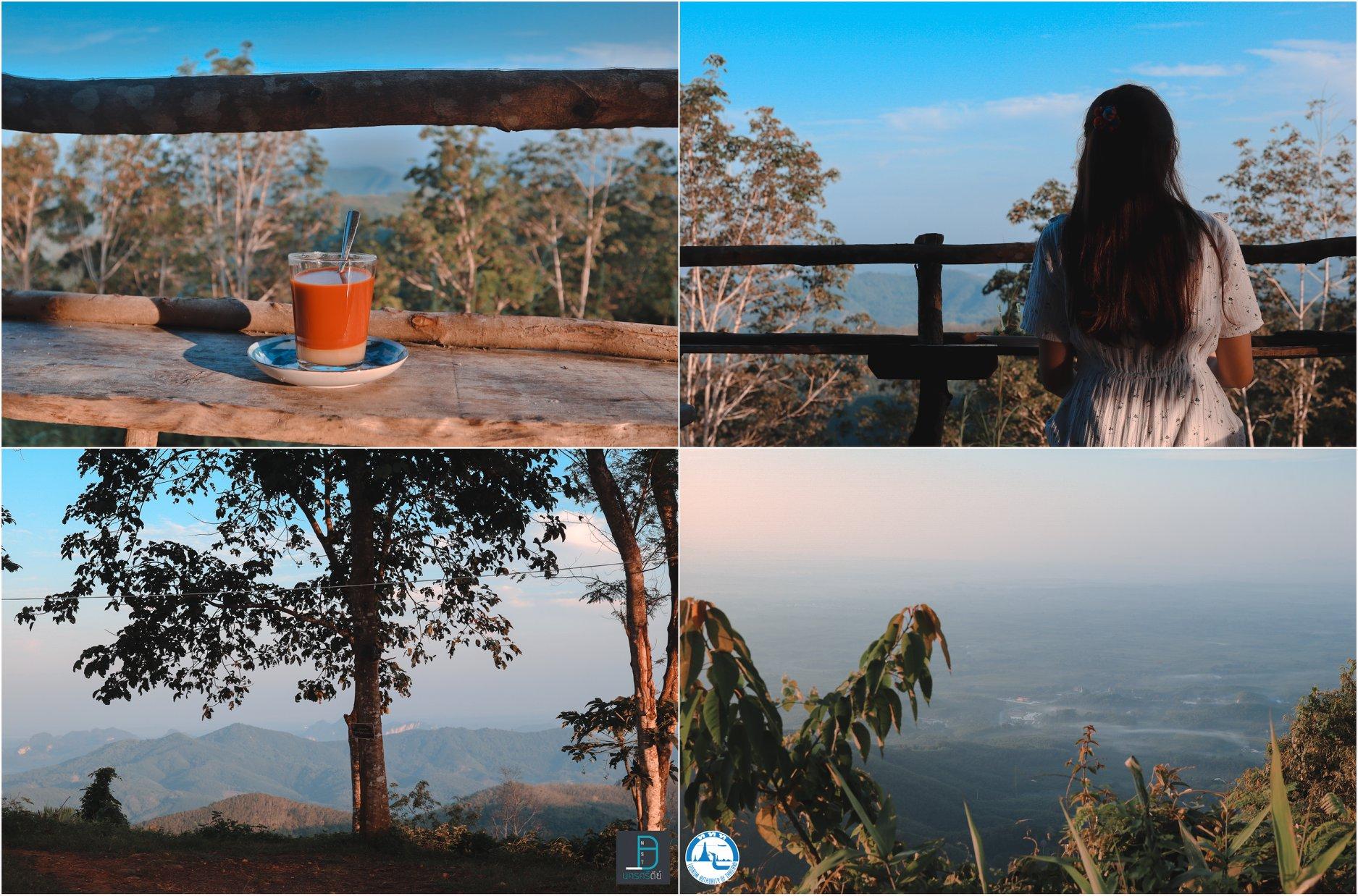 จุดนั่งฟิน-โรงเตี๊ยมบนเขาศูนย์-ชาร้อนฟินๆ-ชมหมอก นครศรีธรรมราช,จุดเช็คอิน,ที่ท่องเที่ยว,ของกิน,โกโก้,TAT,การท่องเที่ยวแห่งประเทศไทย