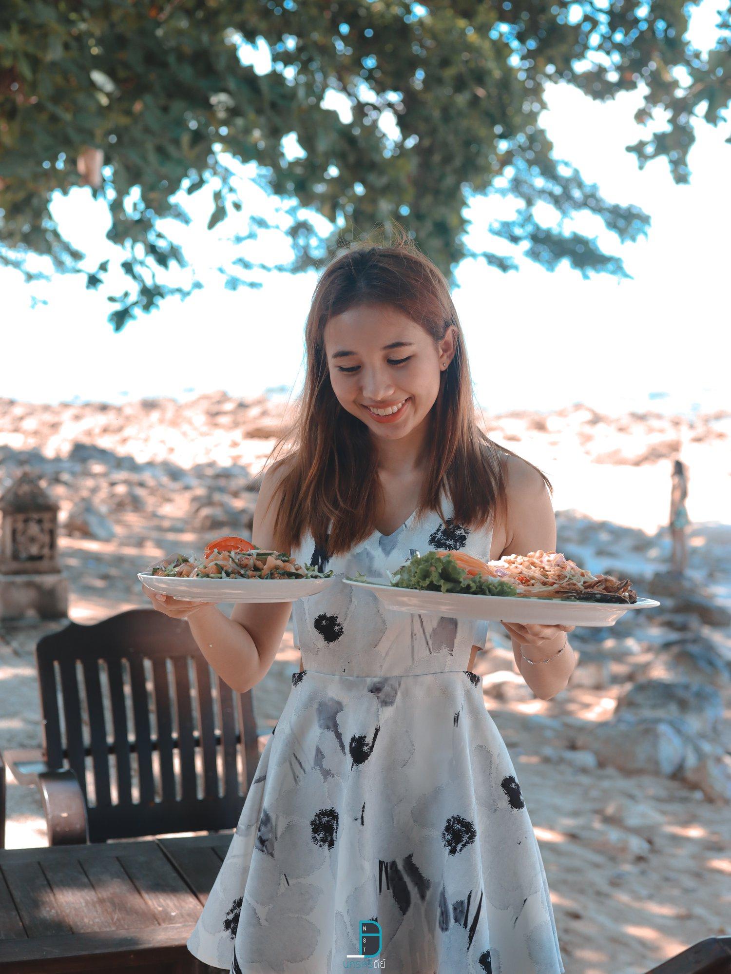มีร้านอาหารริมทะเลด้วยย-อาหารสดมากบอกเลย  ประสานสุข,วิลล่า,บีช,รีสอร์ท,นครศรีธรรมราช,ที่พัก,สิชล