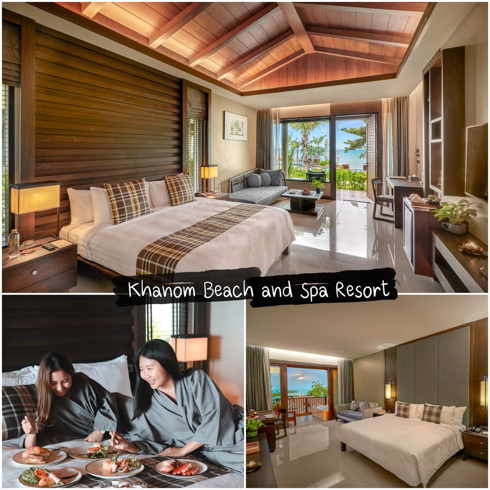 1.-Khanom-Beach-Resort-and-spa คลิกที่นี่  ทีี่พัก,นครศรีธรรมราช,โรงแรม,รีสอร์ท,วิวหลักล้าน,ดีย์ต่อใจ