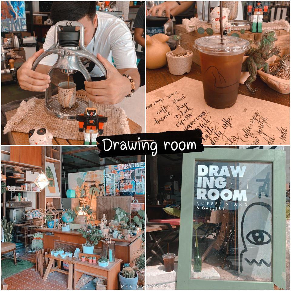 11.-Drawing-room-คาเฟ่สไตล์อาร์ท-ผสมผสาน-Gallery-โดดเด่นแอดชอบโลโก้แก้วมวากกก-ดูดีเก๋ๆ  คาเฟ่,ภูเก็ต,ของกิน,อร่อย,น่านั่ง,จุดเช็คอิน,phuket,cafe