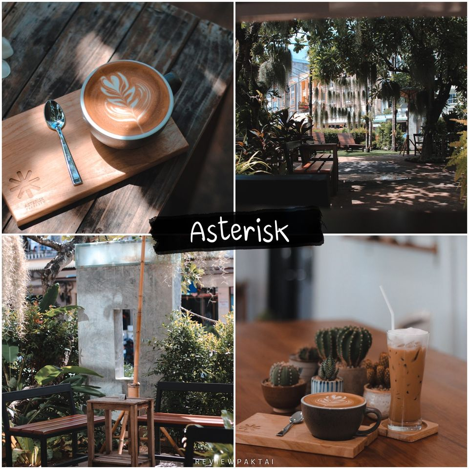 5.-Asterisk-Cafe-คาเฟ่มินิมอลสวยๆ-กาแฟนมสวยๆมีความลงตัวนุ่มๆของนม-บอกเลยว่าต้องลอง 7.00---17.00 พิกัด-พูนผล-พลาซ่า  คาเฟ่,ภูเก็ต,ของกิน,อร่อย,น่านั่ง,จุดเช็คอิน,phuket,cafe