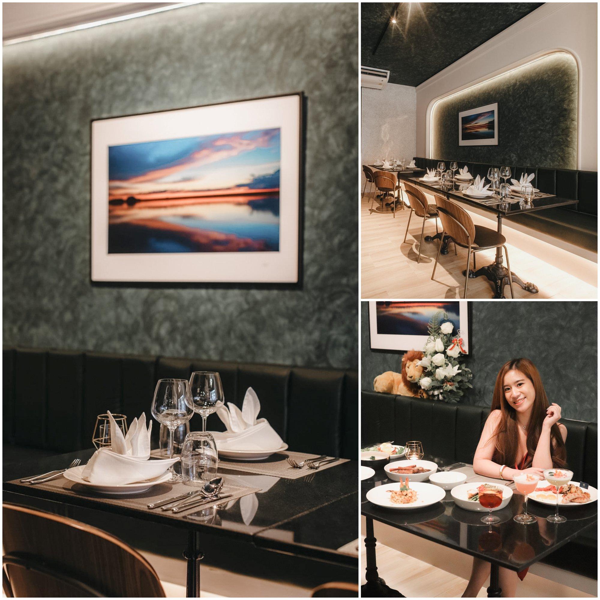 ไฮไลท์เด็ดอีกอย่างของร้านคือชั้น-2-เป็นโซน-Restaurant-นั่งสบายจัดสวยน่านั่งอาหารอร่อยด้วยน้าา ตรัง,ร้านอาหาร,ของกิน,บาร์,Lion,Tale,Bar,Restaurant,เปิดใหม่