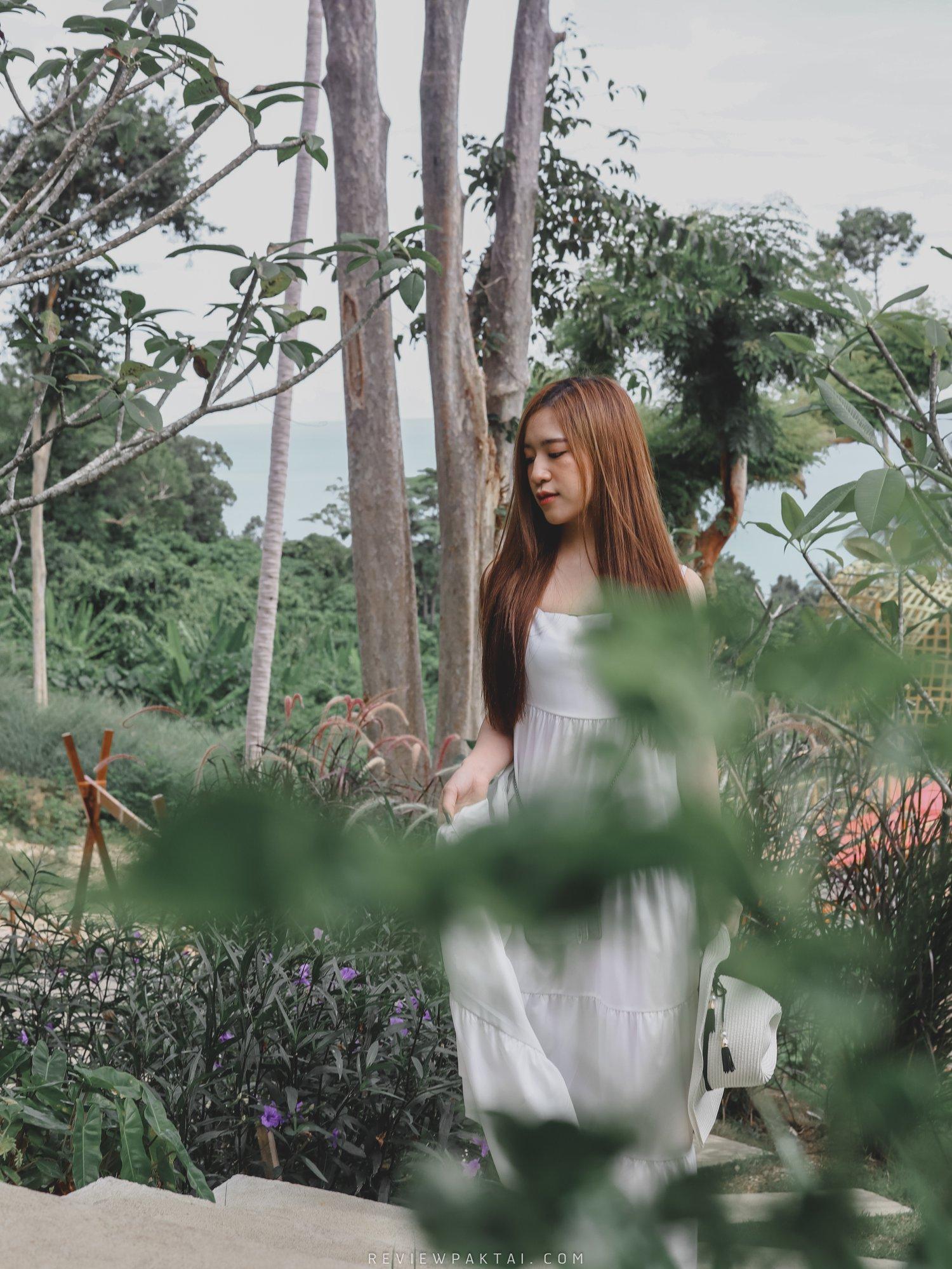 ถ่ายแนวๆ-ป่าๆ-เจ้าหญิงไรงี้-ฮ่าา ขนอม,คาเฟ่,Blueterrace,อร่อย,วิวหลักล้าน,กลางป่า,นครศรีธรรมราช
