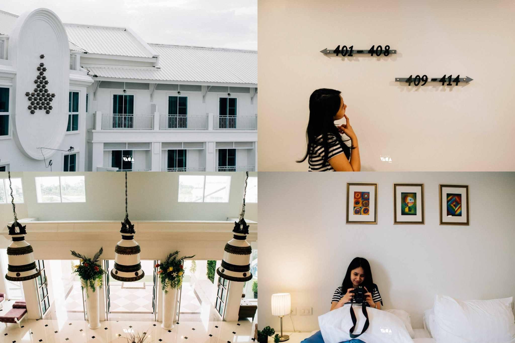 จุดเด่นของห้องพักสไตล์มินิมอลให้กลิ่นไอความสะดวกสบายอย่างลงตัว  ที่พัก,นครศรีธรรมราช,โรมแรม,รีสอร์ท,อพาร์ทเม้นต์,กลางเมือง,ห้องพัก,วิวหลักล้าน,คาเฟ่