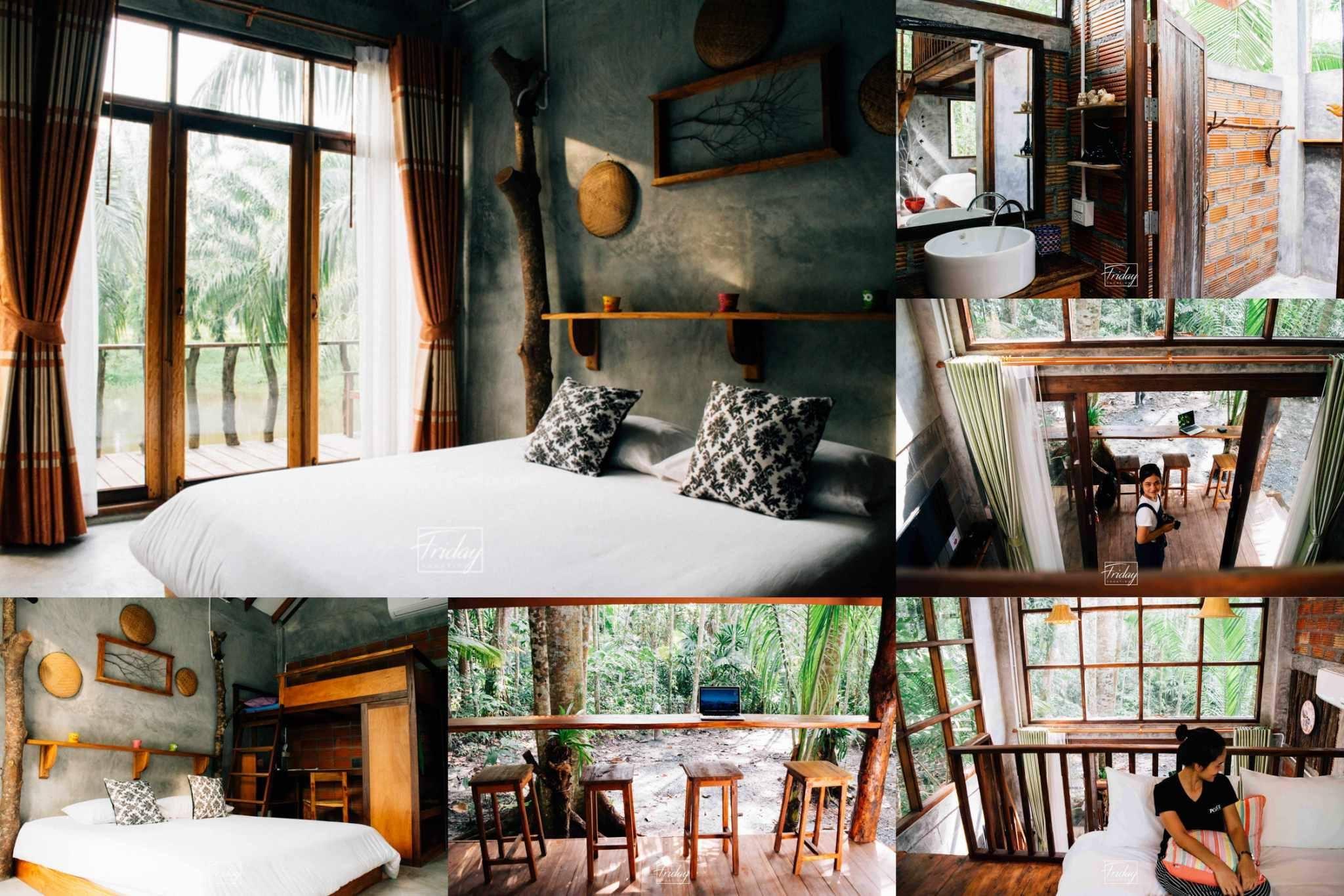 ที่สุดแห่งฟาร์มสเตย์-ได้บรรยากาศที่เรียกว่าเงียบสงบ-กลางป่าจริงๆครับ-ด้วยห้องพักที่สะดวกสบายการตกแต่งนี่-10/10-จริงๆครับผม  ที่พัก,นครศรีธรรมราช,โรมแรม,รีสอร์ท,อพาร์ทเม้นต์,กลางเมือง,ห้องพัก,วิวหลักล้าน,คาเฟ่