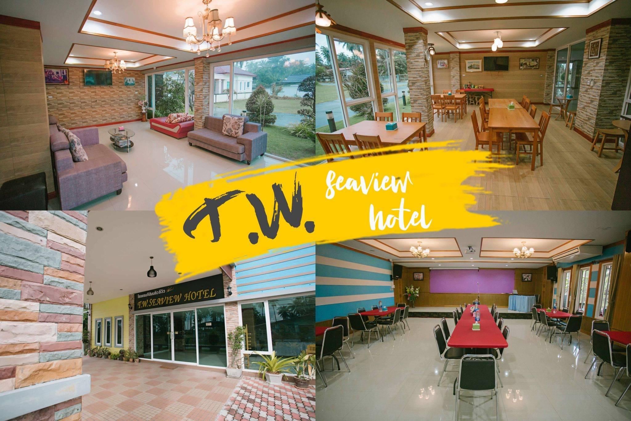 4.-โรงแรม-T.W.Seaview-Hotel-at-ท่าศาลา-โรงแรมใหญ่กับห้องพักหลากหลายทั้งยังมีห้องประชุม-ห้องสังสรรค์-ห้องจัดเลี้ยง-โรงแรมตั้งอยู่ที่โค้งในถุ้ง-ท่าศาลาครับ-มีห้องพักมากกว่า-40-ห้อง-สะอาด-สบาย-น่าพัก-มี-3-ประเภท-เตียงคู่-800-เตียงเดี่ยว-600-ห้องแฟมิลี่-1500-ตอนเช้าจะมีขนมปังปิ้งกับชากาแฟให้ด้วย-ถือว่าเป็นโรงแรมที่เงียบสงบ-สบาย-น่าพักผ่อนมาก ติดต่อสอบถาม-โทร-:-075-355179-หรือ-087-2746471 Fanpage-:-T.W.-Seaview-Hotel-โรงแรมทีดับบลิว-ซีวิว- ที่พัก,นครศรีธรรมราช,โรมแรม,รีสอร์ท,อพาร์ทเม้นต์,กลางเมือง,ห้องพัก,วิวหลักล้าน,คาเฟ่