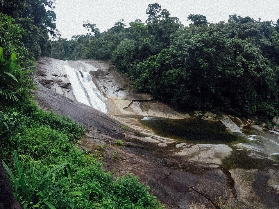 6.พรหมโลก-น้ำตกชื่อดังแห่งพรหมคีรี-ด้วยธรรมชาติโอบล้อมและน้ำใสสะอาด-ที่นี่ยังเป็นที่แรกๆในดวงใจของใครหลายๆคนครับ ธรรมชาติ,ลำธาร,ป่าเขา,นครศรีธรรมราช,เมืองคอน,รวมรีวิว,จุดเช็คอิน