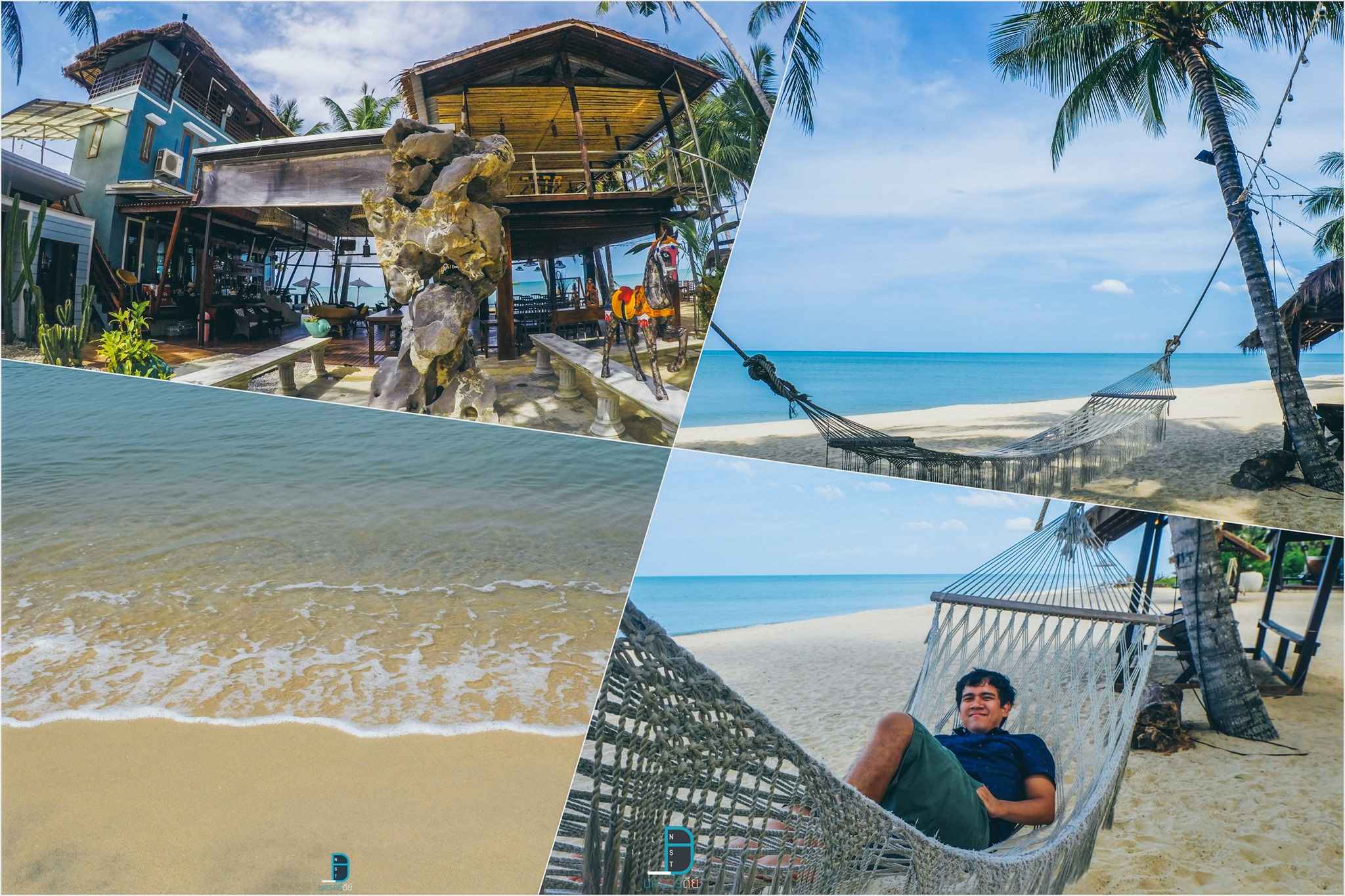 19.-Beach-Walk-Homestay-https://nakhonsidee.com/show/read/2/134  checkin,nakhonsithammarat,ของกิน,ร้านอาหาร,จุดเช็คอิน,ที่เที่ยว