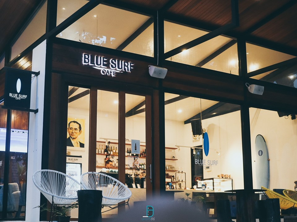 2.-Blue-Surf-Cafe-คาเฟ่สวยๆพร้อมเครื่องดื่มชิวๆริมทะเล-ตั้งอยู่ใน-Sichon-Cabana  checkin,nakhonsithammarat,ของกิน,ร้านอาหาร,จุดเช็คอิน,ที่เที่ยว