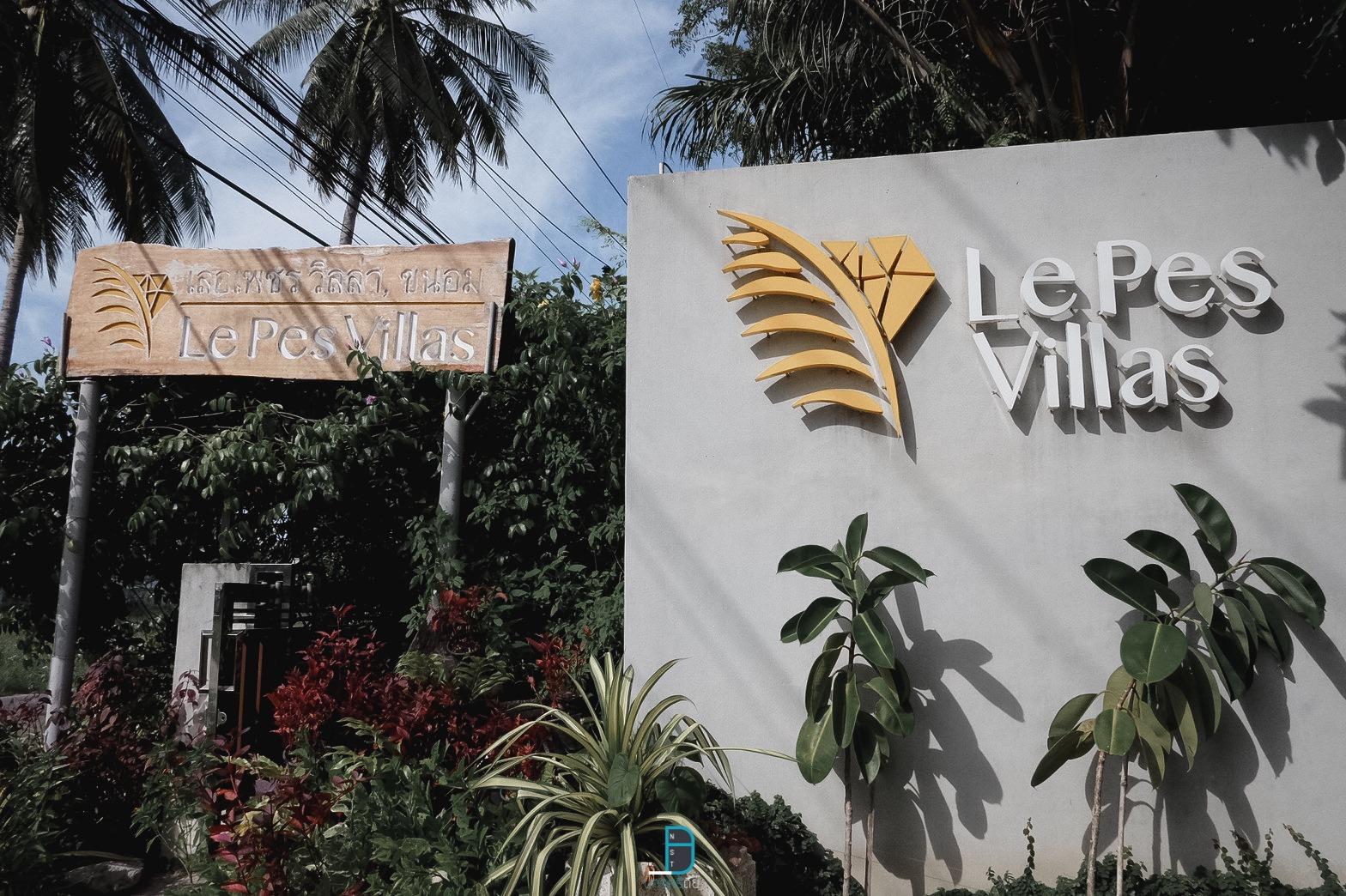 มาถึงจุดต่อไป-เป็นที่พักสวยๆบรรยากาศดีๆ-ที่นี่ชื่อว่า-Le-pes-Villas-เป็นที่พักเก๋ๆมีห้องพักริมสระว่ายน้ำครับผม  ขนอม,เที่ยวไหนดี,จุดเช็คอิน,ของกิน,โรงแรม