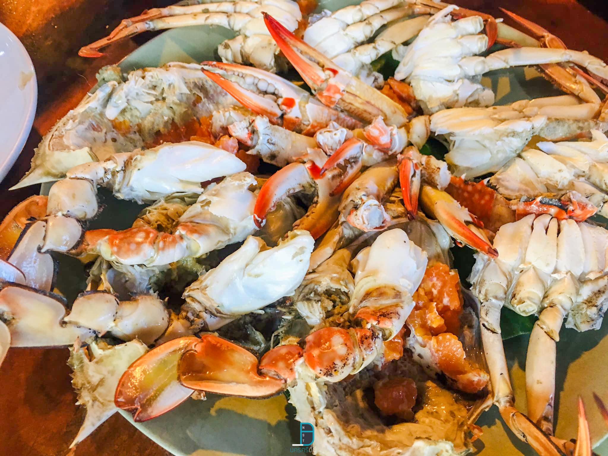ริมคลอง,ซีฟู๊ด,อาหารทะเล,นครศรี,ของกิน,อร่อย
