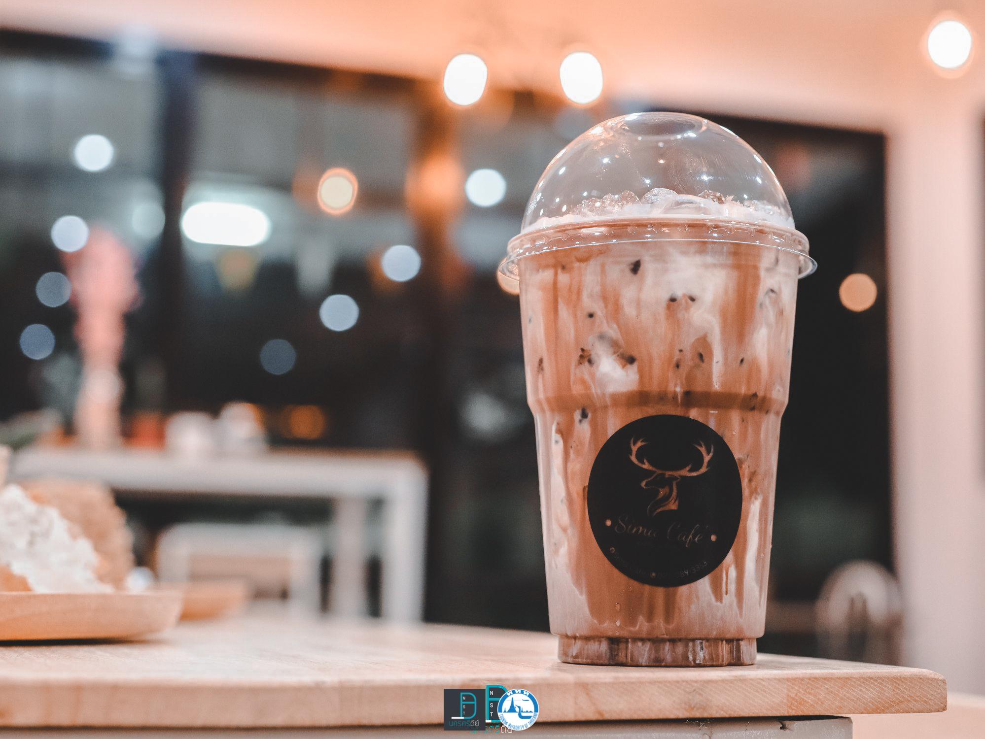 8.-Sima-Cafe-ฉวาง-บอกเลยช็อกเข้มเด็ดเช่นกันร้านอาจจะไกลหน่อยตามไปชิมได้ครับ โกโก้,นครศรีธรรมราช,อร่อย,ergo,coffee,ของกิน,เครื่องดื่ม,คาเฟ่