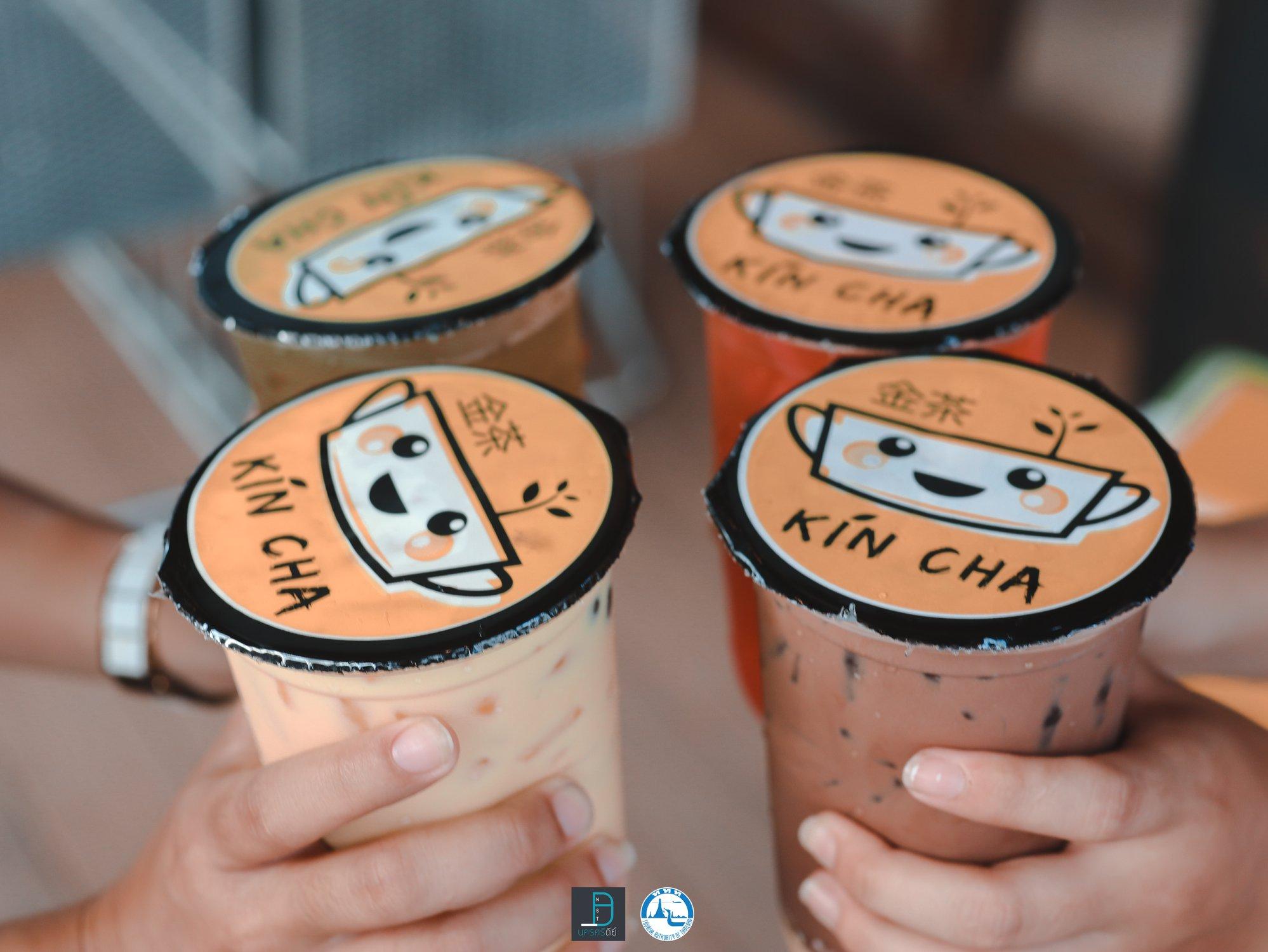 13.-KinCha-ร้านชาไข่มุก-ที่เมนูโกโก้ก็เด็ดเช่นกันครับ-รสชาติเบาๆสบายๆ โกโก้,นครศรีธรรมราช,อร่อย,ergo,coffee,ของกิน,เครื่องดื่ม,คาเฟ่