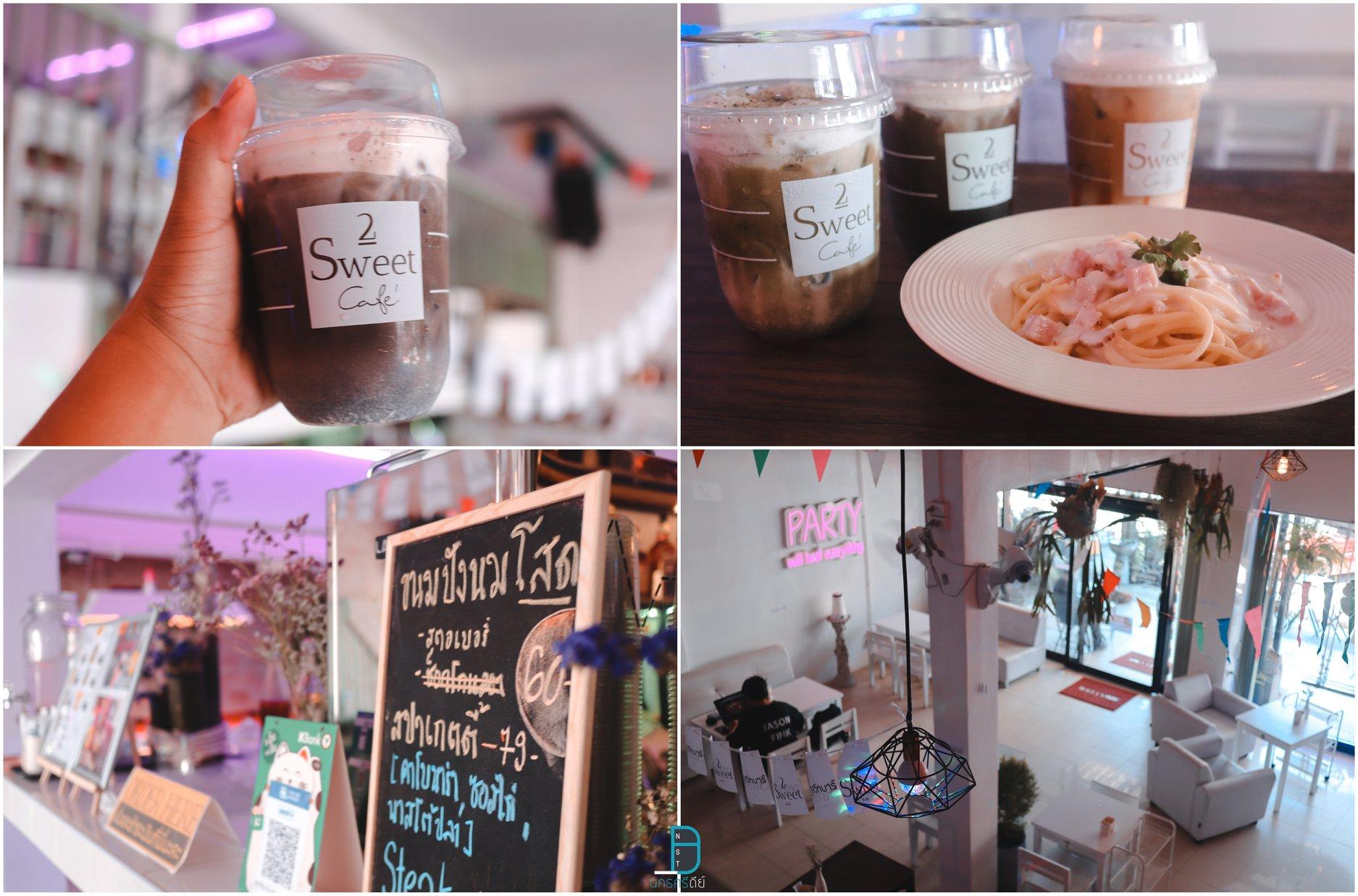 11.-2-sweet-cafe คลิกที่นี่ คาเฟ่,Cafe,นครศรีธรรมราช,2021,2564,ของกิน,จุดเช็คอิน,จุดถ่ายรูป
