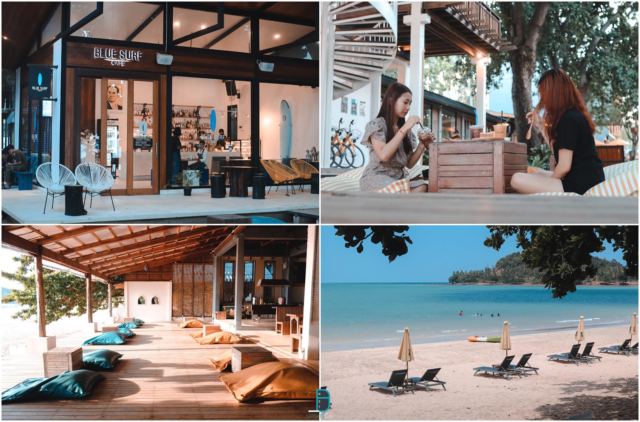 2.-Blue-surf-Cafe คลิกที่นี่ คาเฟ่,Cafe,นครศรีธรรมราช,2021,2564,ของกิน,จุดเช็คอิน,จุดถ่ายรูป