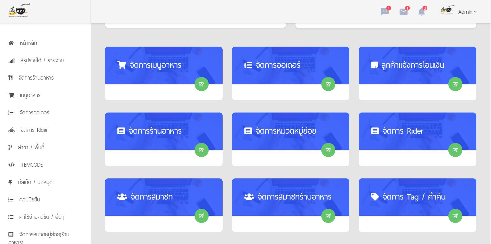 ระบบภายในอย่างละเอียด  รับทำเว็บไซต์,ภาคใต้,application,ios,android