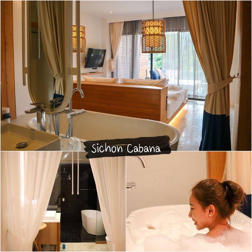 8.-Sichon-Cabana คลิกที่นี่  ทีี่พัก,นครศรีธรรมราช,โรงแรม,รีสอร์ท,วิวหลักล้าน,ดีย์ต่อใจ