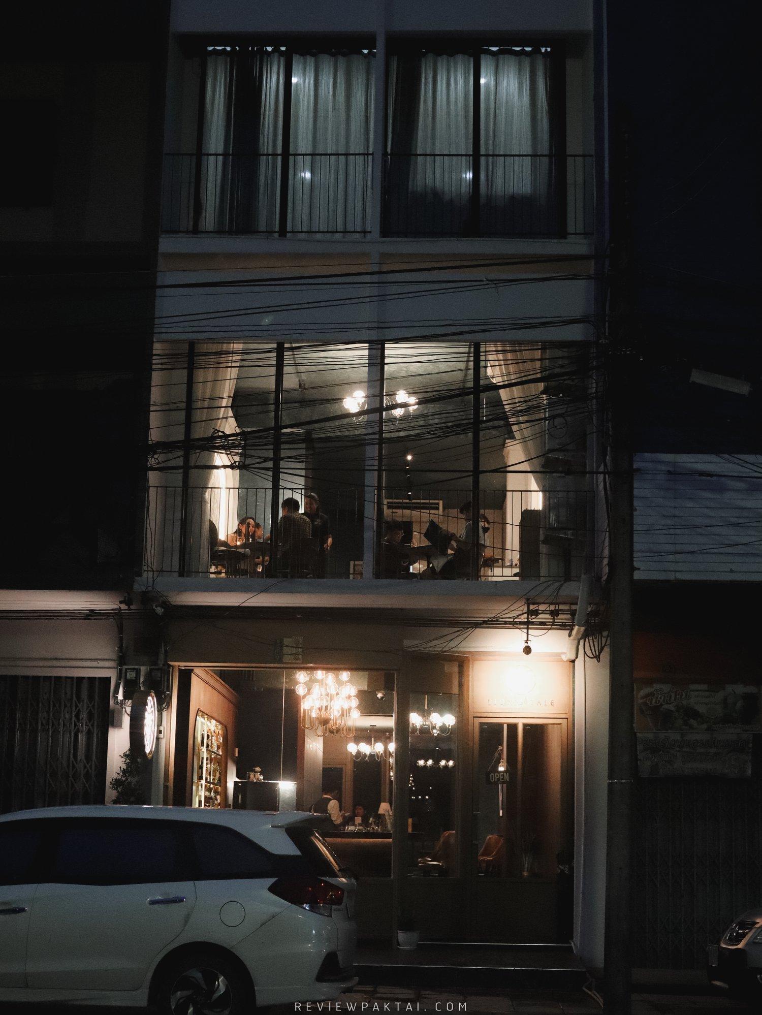 ตรัง,ร้านอาหาร,ของกิน,บาร์,Lion,Tale,Bar,Restaurant,เปิดใหม่