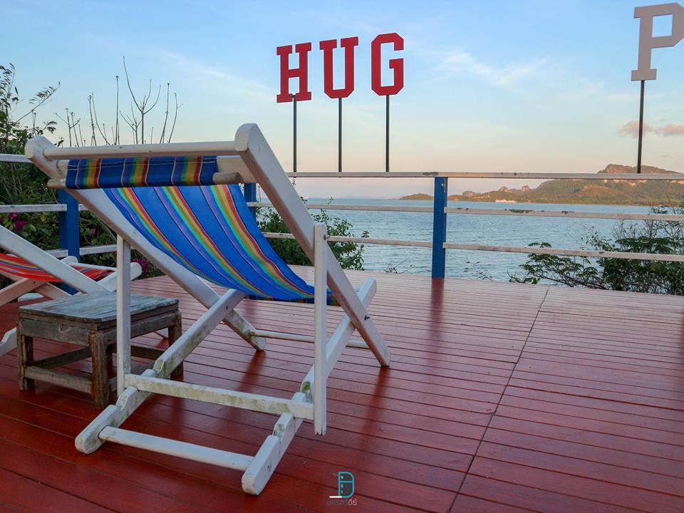 hugvillage,ฮักวิลเลจ,ขนอม,ดอนสัก,ทะเล,วิวหลักล้าน